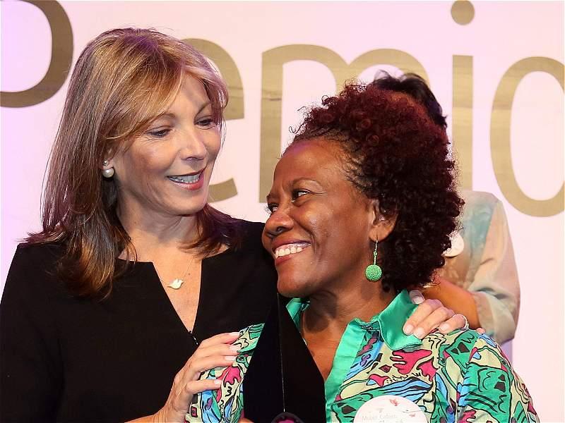 Premio Cafam a la Mujer 2015