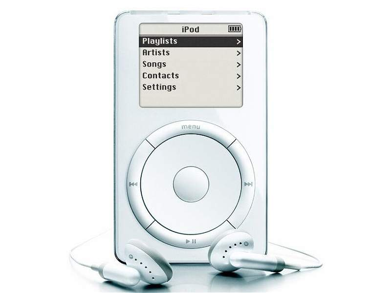 Un recorrido por la historia del iPod, luego de 15 años