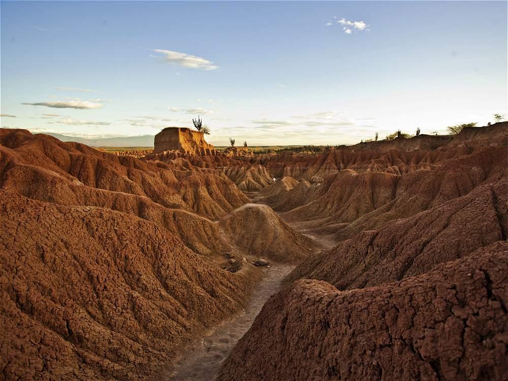 Fotos Impactantes fotografas del desierto de la Tatacoa