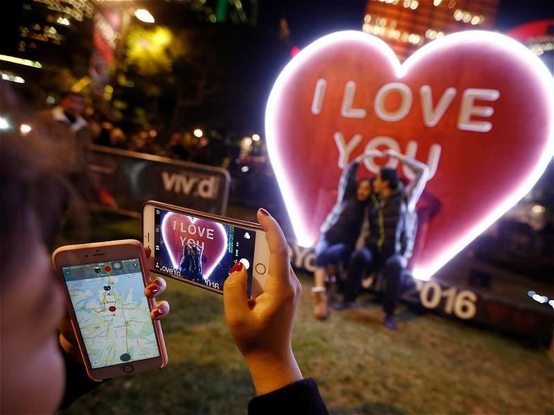 Festival de luces de Sídney, un imperdible para los turistas