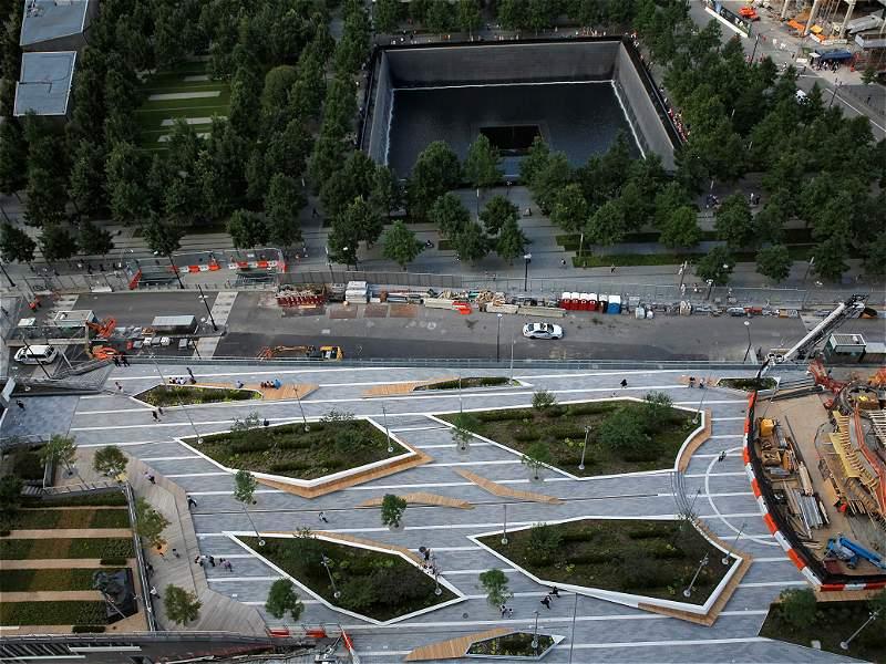 Liberty Park, un nuevo atractivo en la 'Gran Manzana'
