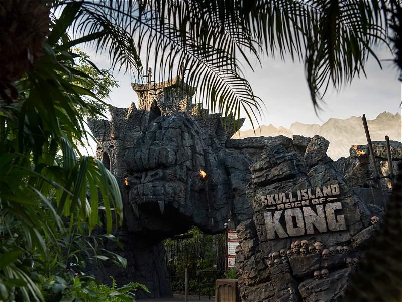 King Kong, un nuevo atractivo en Orlando