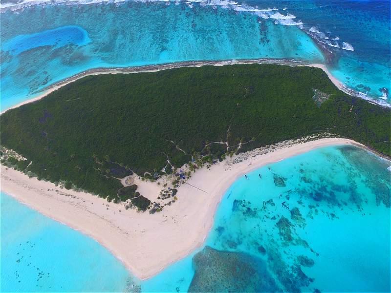 Expedición Seaflower: descubriendo las riquezas de la Isla Cayo Serrana