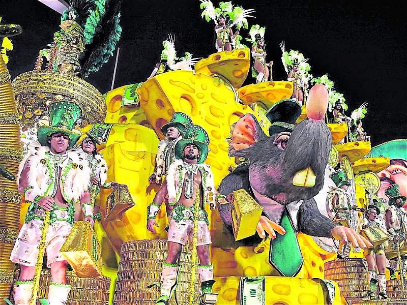 Llegó la temporada de los grandes carnavales