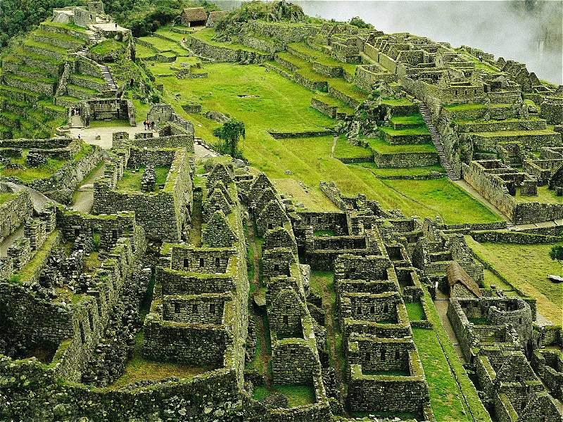Machu Picchu pasa al tablero