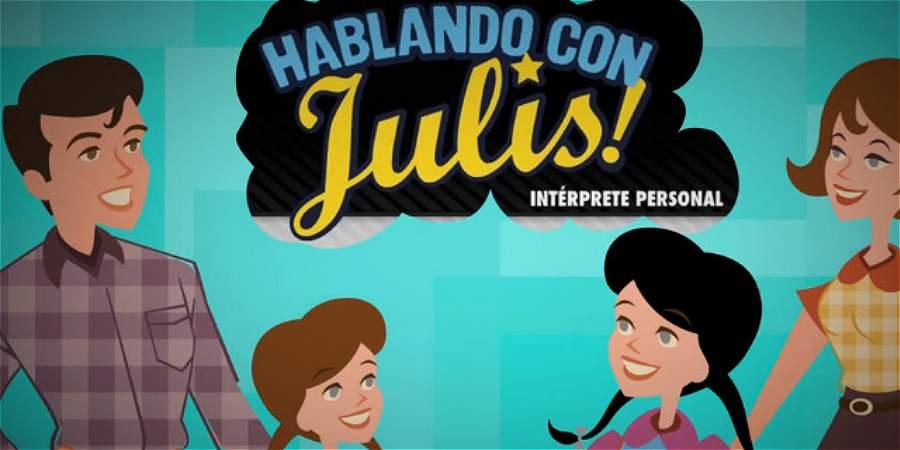 Hablando con Julis: un software para personas en condición de discapacidad