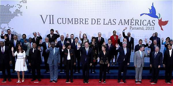 Esta es la primera versión de la Cumbre de las Américas en que participa Cuba.