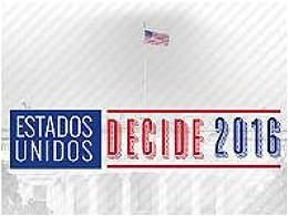 Estados Unidos decide 2016