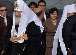 El primer encuentro de la historia entre un papa y un patriarca ruso