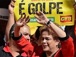 Plan de Dilma Rousseff contemplaría adelanto de elecciones en Brasil