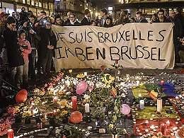 Después de los atentados, Bruselas sufre un duro golpe económico