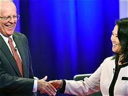 Keiko Fujimori se desmarca y lidera sondeos en Perú