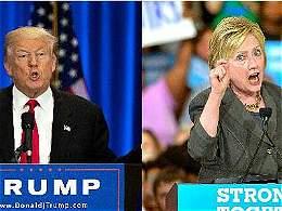 Donald Trump acelera recaudación de fondos para alcanzar a Hillary