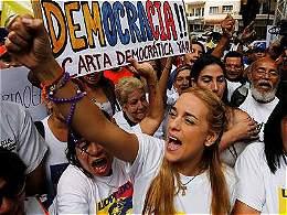 OEA no decide, pero aprieta a Venezuela