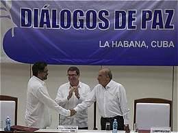 El mundo elogia el acuerdo firmado este miércoles en La Habana