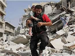 A pesar de ataques, ONU reanuda su ayuda humanitaria en Siria