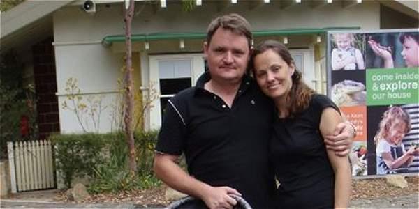 Familia Colombiana murió en Australia