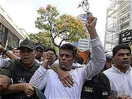Maduro incumple su promesa y no liberará a Leopoldo López
