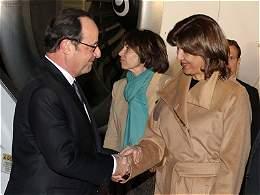 Editorial: François Hollande visita Colombia
