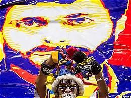 Leopoldo López llama a 'rebelión' electoral en Venezuela
