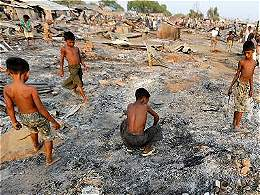 La violencia contra los rohinyás, ¿camino a volverse genocidio?