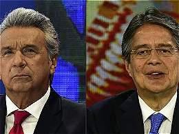 Ni Moreno ni Lasso les dan confianza a los ecuatorianos