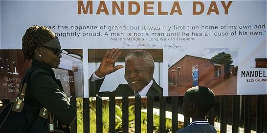 Google y el mundo celebran el Día de Mandela