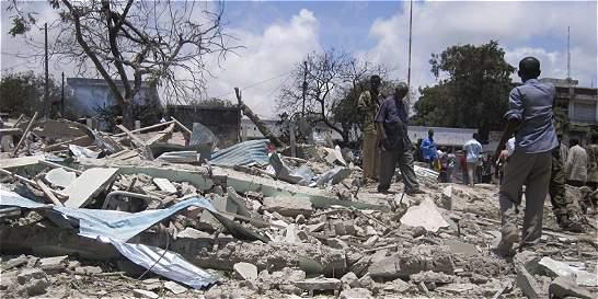 Un millón de somalís sufre ya la crisis alimentaria