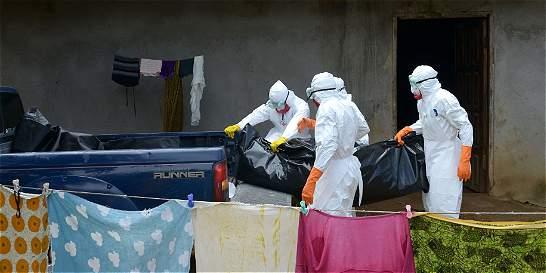 'Ébola ha dejado 2.288 muertos, casi la mitad en los últimos 21 días'