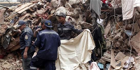 Al menos 10 muertos en derrumbe de edificio en El Cairo