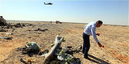 Así es el Sinaí, el sitio donde cayó el avión ruso accidentado