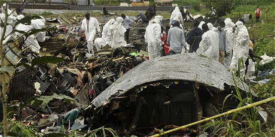 Accidente de avión de carga deja al menos 25 muertos en Sudán del Sur