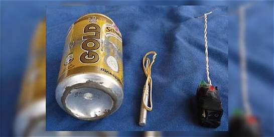 Estado Islámico revela la supuesta bomba con que derribó avión ruso