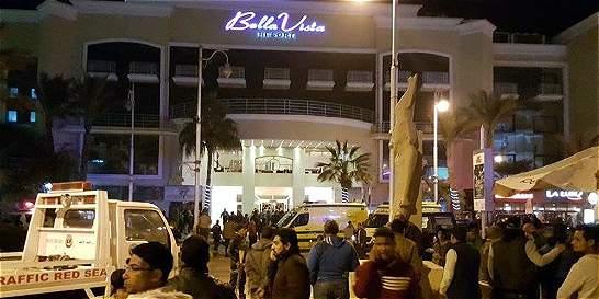 Tres turistas extranjeros heridos en ataque en un hotel en Egipto