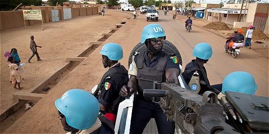 Cinco soldados de la ONU murieron por ataque en Malí