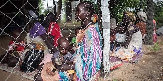 Violar mujeres, el salario de combatientes en Sudán del Sur