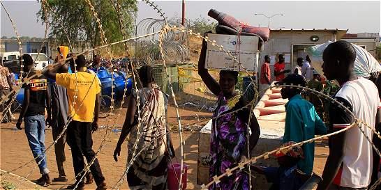 En Sudán del Sur se están violando y matando a civiles inocentes