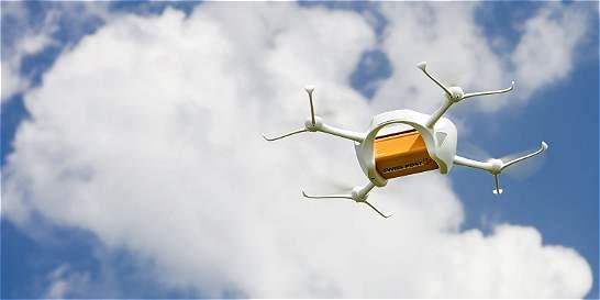 Usarán drones para llevar vacunas en lugares remotos de Ruanda