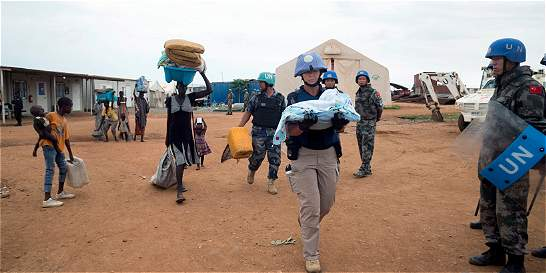 La ONU pide poner fin a la