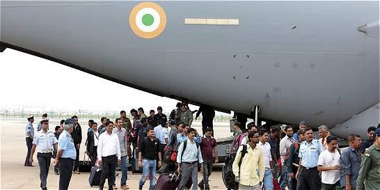 Embajadas comienzan a evacuar ciudadanos extranjeros de Sudán del Sur