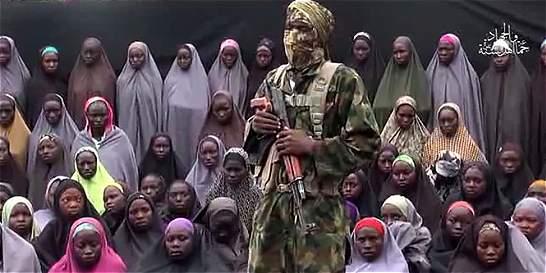 Boko Haram difunde un nuevo video de niñas secuestradas dos años atrás