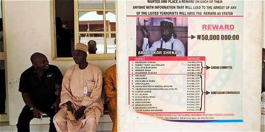 Nigeria anuncia que dio de baja a líderes de Boko Haram en bombardeo