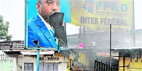 Denuncian matanza en protestas en la República Democrática del Congo