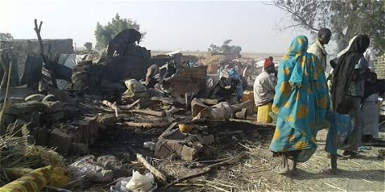 Rann, Nigeria: 'mayoría de los muertos y heridos eran mujeres y niños'