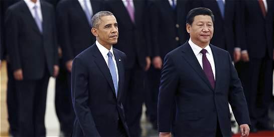 China y EE.UU. se fijan objetivos de reducción de emisiones de gases