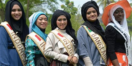 Miss Muslimah, un concurso de belleza en respuesta a los occidentales