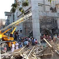 5 personas muertas al hundirse el techo de una fábrica en Bangladesh