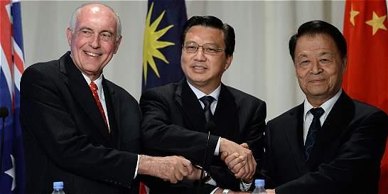 Ampliarán zona de búsqueda del avión desaparecido de Malaysia Airlines