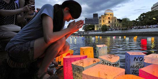 Alcaldes de Nagasaki e Hiroshima piden un desarme nuclear definitivo