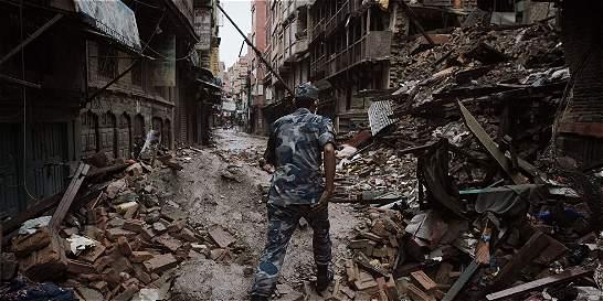 'Podrían ser 10.000 los muertos en Nepal'